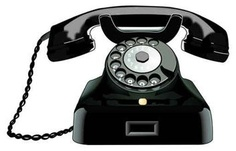 50sTelephone_black