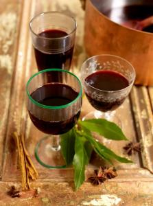 Mulled Wine from Jamie Oliver