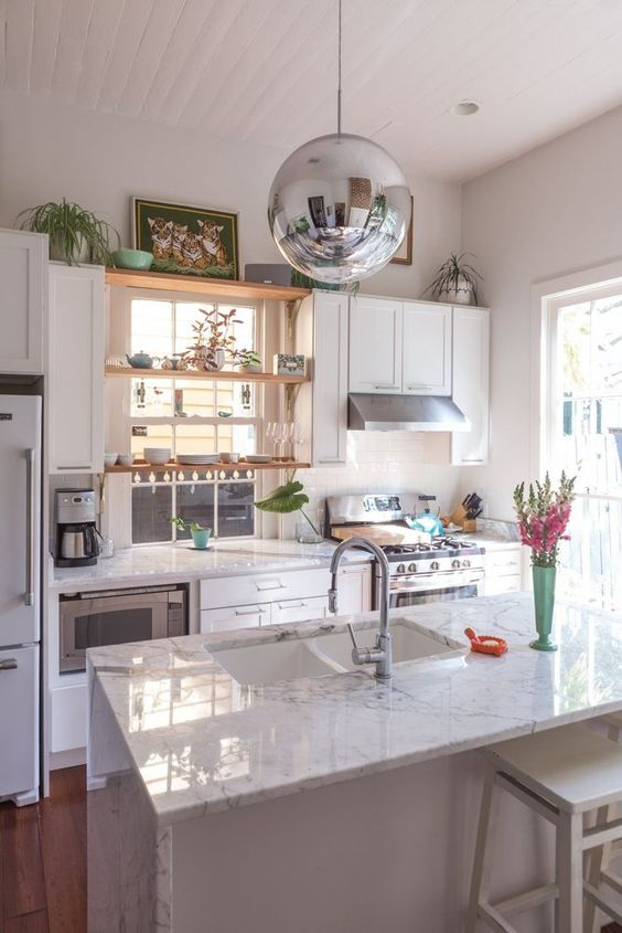 PinterestKitchen-White