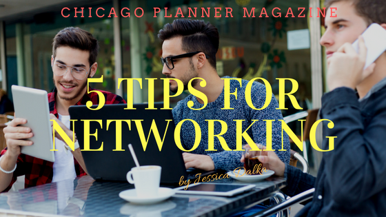 5 Tips fornetworking